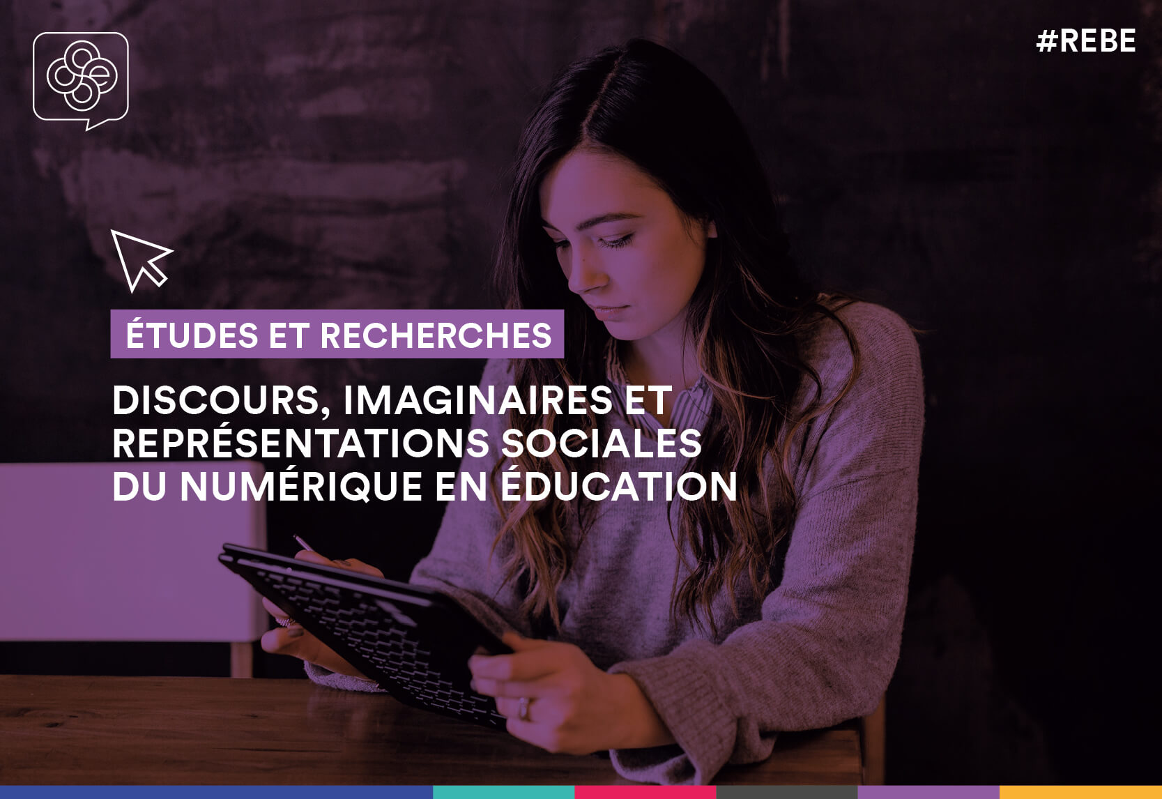 Discours, imaginaires et représentations sociales du numérique en éducation