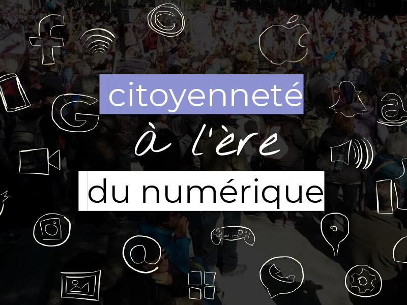 Développer des citoyens critiques et autonomes à l'ère du numérique - Benoit Petit
